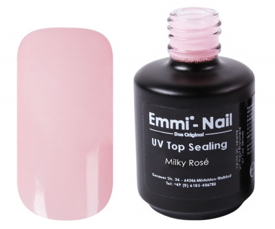 Top Sealing Milky Rose Emmi
