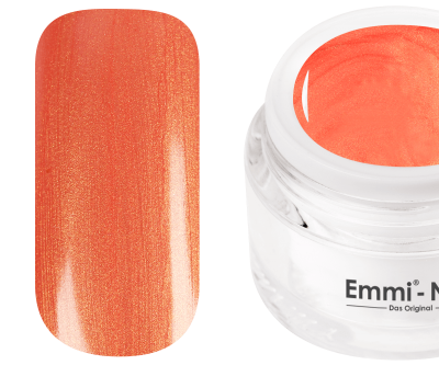 Color Gel  Blaze Orange  *Vegan