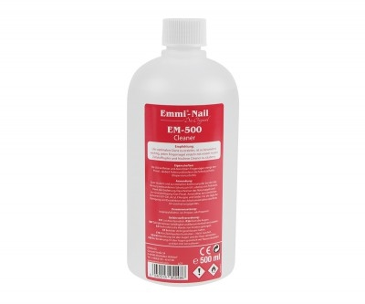 Cleaner 500 ml - Emmi