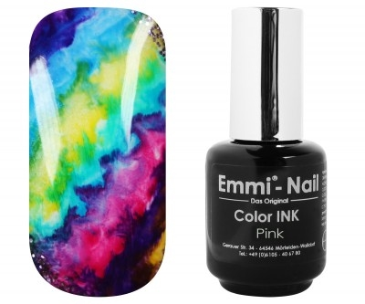 Colour Ink Pink Emmi