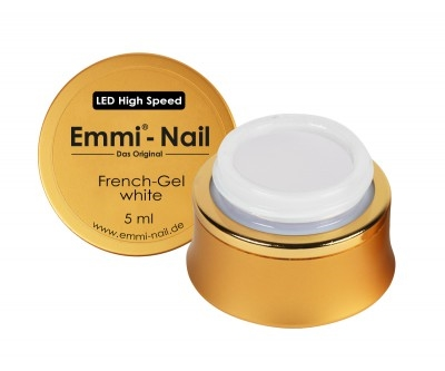 LED High-Speed French Gel White 5 ml VEGAN