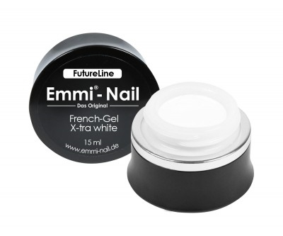 Futureline French-Gel X-Tra White 15ml Emmi