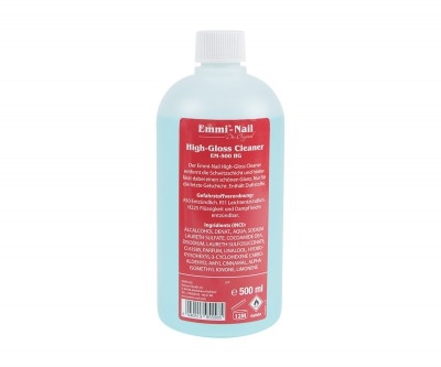 High Gloss Cleaner 500 ml - Emmi